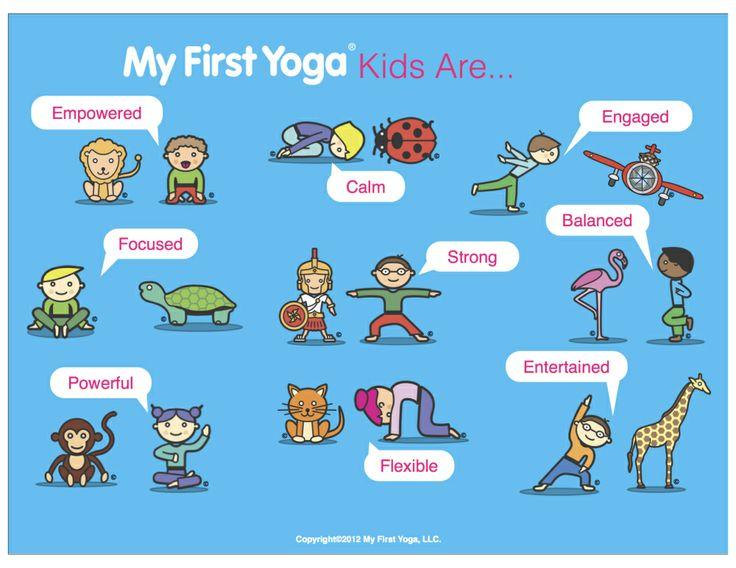 Yoga kids...